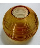Imperial Reeded Line #701 Ball Vase – 6 Inch ... - $30.00
