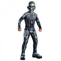 rubies marvel avengers ultron fancy dress jump suit 5 to 7 and 8 to 10 y... - $32.66