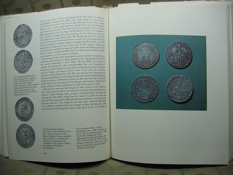 Coins in History by John Porteous 1969 HCDJ