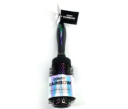 Conair Rainbow Collection Medium Thermal Round Brush, Dry, Style & Volum... - $7.91