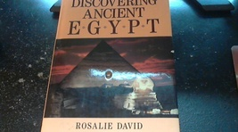 Discovering Ancient Egypt By Rosalie David (1993 Hardcover) - $5.00