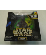 Star Wars Light Up Jawa Fully Poseable Rare Action Figure Toy 1997 Lucas... - $34.64