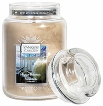 Yankee Candle Alpine Morning, Farmers Market Collection with Lid, Large ... - $36.99