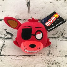 Five Nights At Freddy's Foxy Plush Pink Round Stuffed Animal Soft Toy By... - $14.84