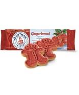 Voortman Bakery GINGERBREAD MAN Christmas Holiday Cookies * BB 7/2021 * - $19.99