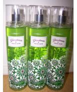 Lot of 3 Bath & Body Works Gardenia & Fresh Rain Fine Fragrance Mist 8 oz - $23.99