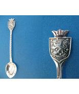 SUOMI Finland Souvenir Collector Spoon Alpakka FINNISH LION Collectible - $6.95