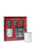 Yankee Candle Magical Frosted Forest Votive and Tealight Gift Set - $27.95