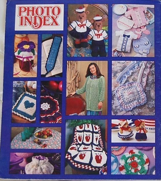 Annie's Crochet Newsletter July-Aug 1995  No. 76