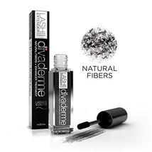 Divaderme Lash Extender II - 100% Natural Eyelash Fibers + Enhancer Trea... - $22.38