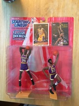Starting Lineup 1997 Shaquille O'Neal Kareem Abdul Jabbar NBA Classic Do... - $13.64