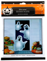 """Halloween Themed Wall Cover Poster Decoration 30"""" x 72"""" inches - Ghosts"""