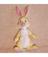 Disney Winnie The Pooh Mattel 10.5 Inch Plush Rabbit Poohs  Friend - $10.00