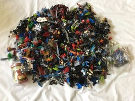 Lego Bionicles In Bulk roughly 13 LBS - $186.99