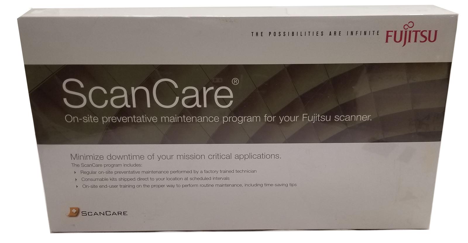ScanCare Repair/Cleaning Kit for Fujitsu 6670 And 6770 Bin:15