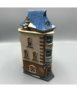 Department 56 Christmas in the City Series City Clockworks 1992 5531-0  - $41.00