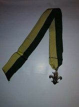 Scout Leader LDS On My Honor Religious Medal With Neck Ribbon Fast Shipp... - $48.45