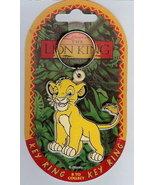 Disney Lion King Simba Key Chain rare - $10.99