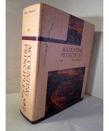 Accounting Principles by Fess and Warren 1987 Hardback 15th edition - $8.00