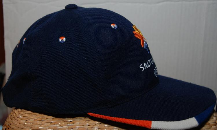 Salt Lake City 2002 Olympics Adult Cap