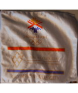 Salt Lake City 2002 Olympics Flag West Valley City - $18.00