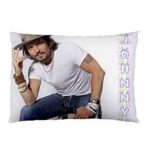 "BRAND NEW Johnny Depp Pillow case 30""X20"" Full Size Pillowcase - $16.99"