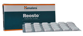 Himalaya Herbal Reosto Tablets For Osteo Care BoneCare Bone Resorption 6... - $18.90