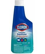 2 Bottles of Laundry Sanitzer Odor eliminator Color Safe 16 fl oz - $17.82