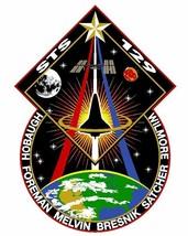 STS-129 Nasa Atlantis Sticker M570 Space Program - $1.45+
