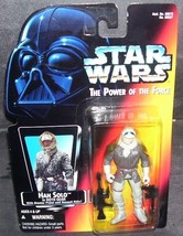 Star Wars Potf Han Solo In Hoth Gear Action Figure 1995 Kenn - $7.96