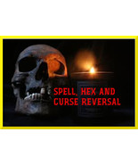 Curse removal Hex Reverse any spell black magic removal protection spell - $27.77