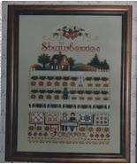 Strawberries Needlepoint Pattern New Crafts 8 X... - $4.99