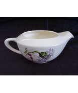 American Limoges Glamour Thistle Creamer  - $8.00