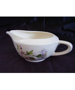 American Limoges Glamour Thistle Gravy Sauce Boat - $8.00