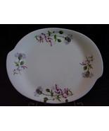 American Limoges Glamour Thistle Handled Platter  - $12.00