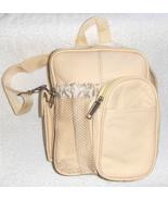 Genuine Leather Shoulder Bag / Handbag - #3085 TAN - $23.00