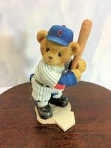 Cherished Teddies Chicago Cubs Billy Williams 2002  #109679  NIB - $74.20