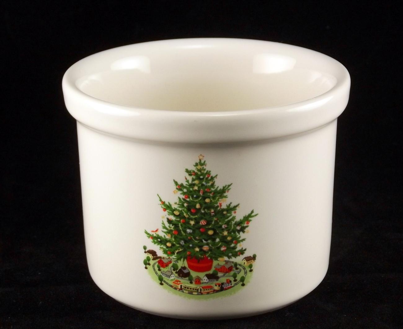 Pfaltzgraff pottery candle holder 1