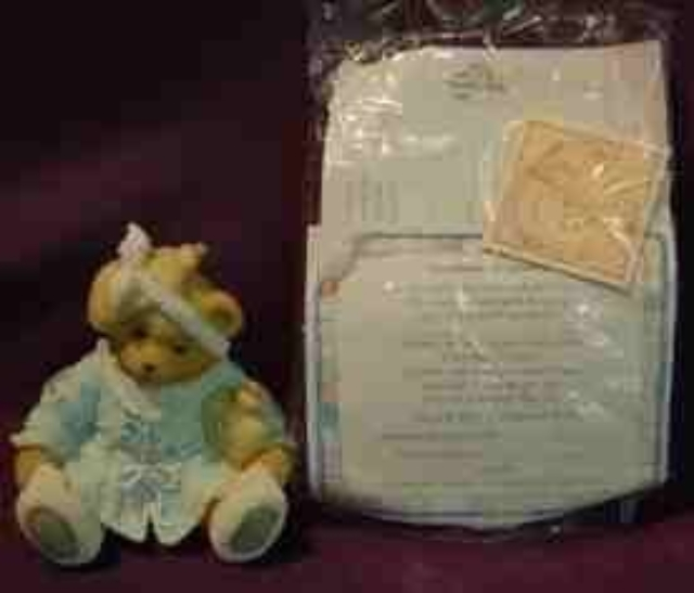 Cherished Teddies Kiss The Hurt/Make It Well 7DD0/419