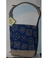 Simply Notes & Totes Reversible Bandana Print Tote - $20.00