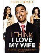 I THINK I LOVE MY WIFE (2007 DVD) NEW SEALED CHRIS ROCK - $6.39