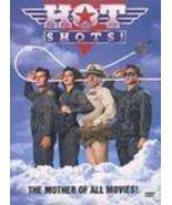 HOT SHOTS 2002 DVD NEW SEALED SHEEN ELWES BRIDGES SPOOF - $6.39