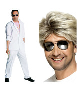 80's Deluxe Miami Vice , Crockett - White Suit - $42.52+