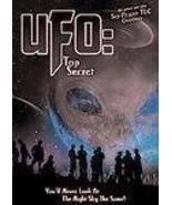 UFO Top Secret (DVD, 2005) DVD NEW Alien Lazar OOP - $89.99