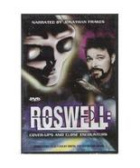 ROSWELL COVER UPS & CLOSE ENCOUNTERS DVD 1997 NEW OOP - $49.99