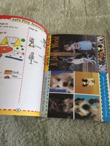 NEW Time For Kids Ready Set Summer On Your Way To 1st Grade Workbook image 3