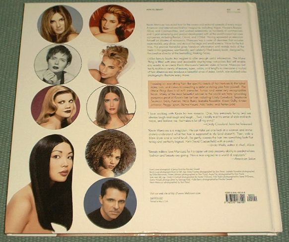 the mane thing by Keven Mancuso Hairstyling how to Hair Styles