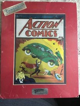 ACTION COMICS #1 NM- CHROMART LIMITED ED CHROMI... - $140.21