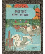 Meeting New Friends Basic Reader 1962 - $1.50