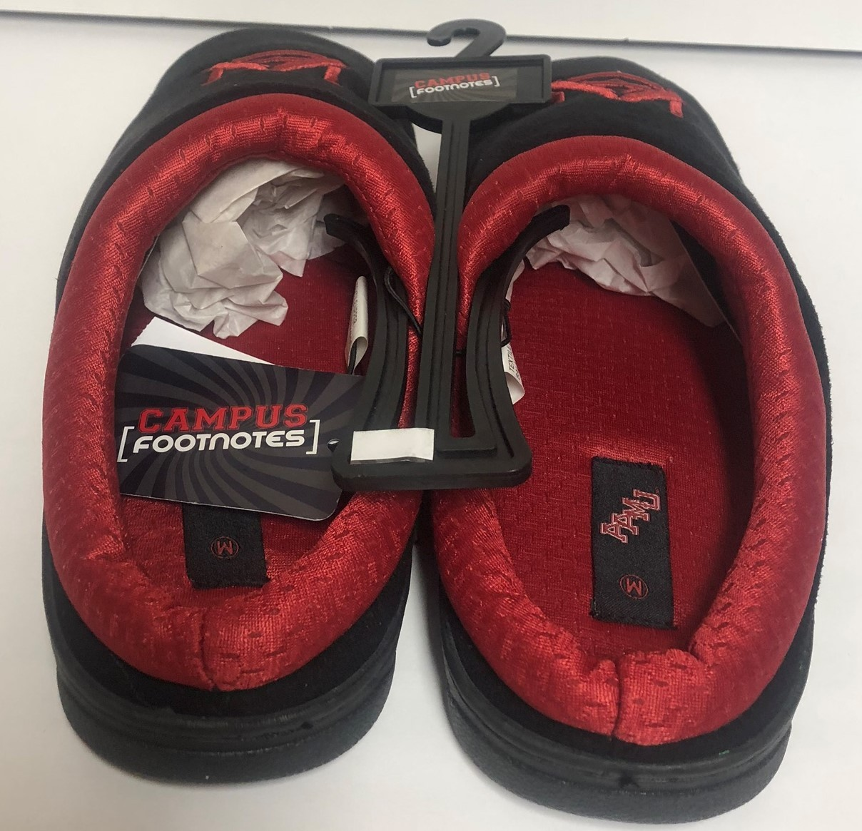 Alabama A&M University Men's Slippers Shoes Sz 9/10 image 5